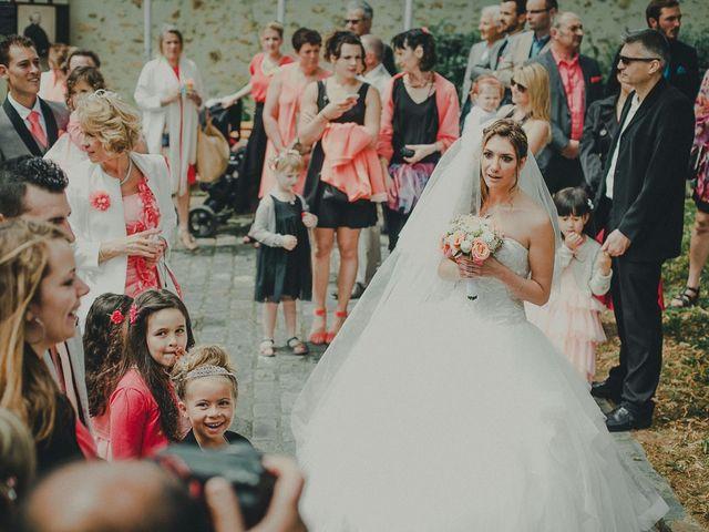 Le mariage de Sébastien et Vanessa à Paris, Paris 17