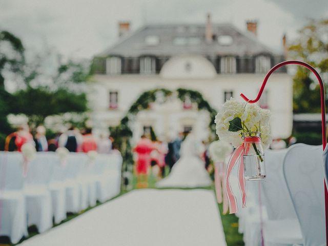 Le mariage de Sébastien et Vanessa à Paris, Paris 19