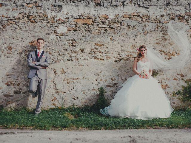 Le mariage de Sébastien et Vanessa à Paris, Paris 39