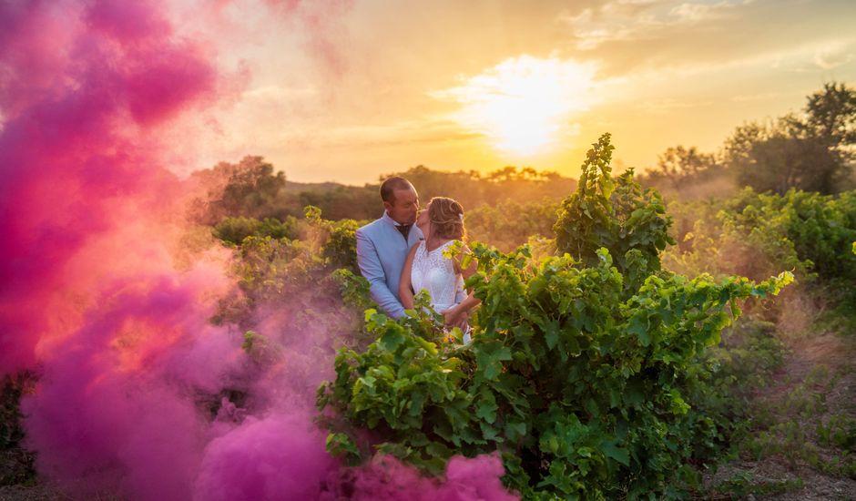 Le mariage de Grégory et Anaïs à Villedaigne, Aude