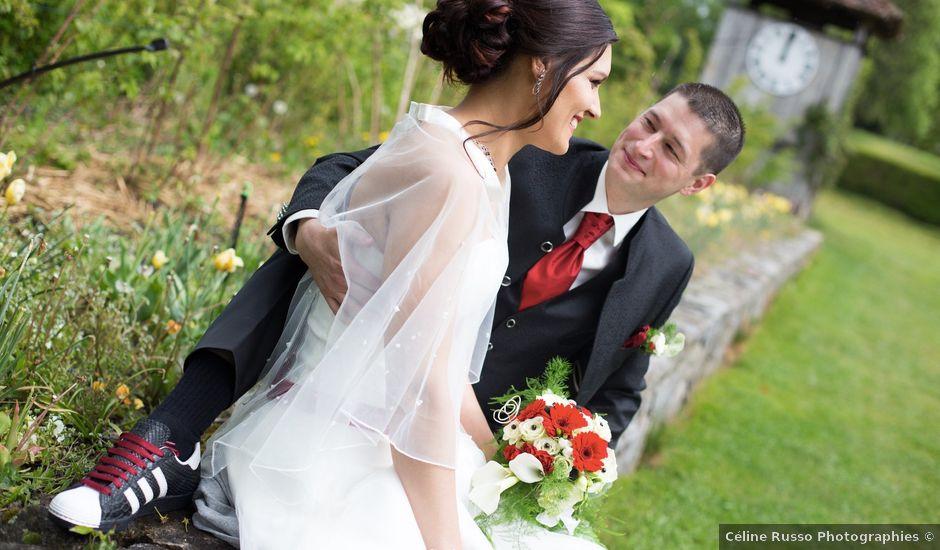 Le mariage de Arnaud et Muriel à Lutterbach, Haut Rhin