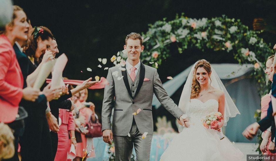 Le mariage de Sébastien et Vanessa à Paris, Paris
