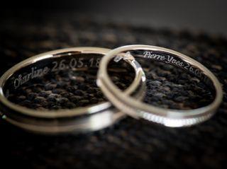 Le mariage de Charline et Pierre-Yves 1