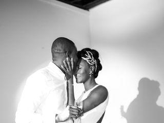 Le mariage de Korika et Ibrahima 1
