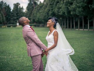 Le mariage de Korika et Ibrahima