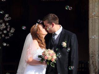 Le mariage de Fanny et Jeremy