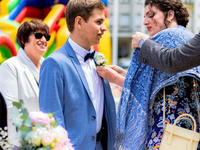 Le mariage de Gaetan et Apolline à Saint-Nazaire, Loire Atlantique 15