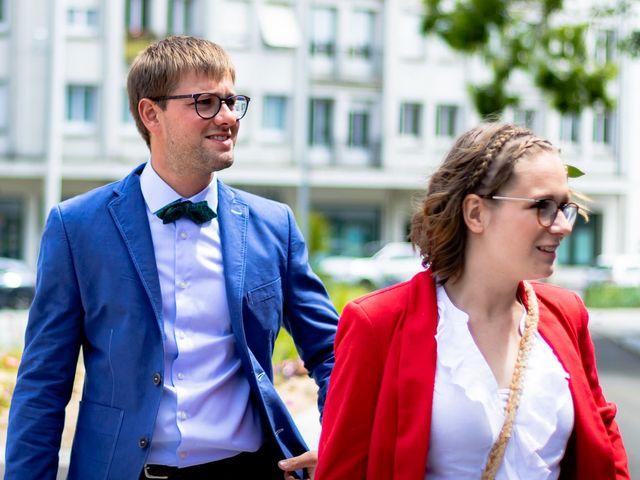Le mariage de Gaetan et Apolline à Saint-Nazaire, Loire Atlantique 16