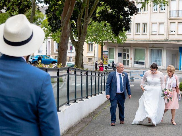Le mariage de Gaetan et Apolline à Saint-Nazaire, Loire Atlantique 18