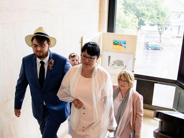 Le mariage de Gaetan et Apolline à Saint-Nazaire, Loire Atlantique 25
