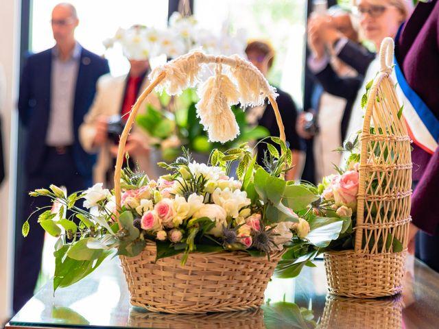 Le mariage de Gaetan et Apolline à Saint-Nazaire, Loire Atlantique 27