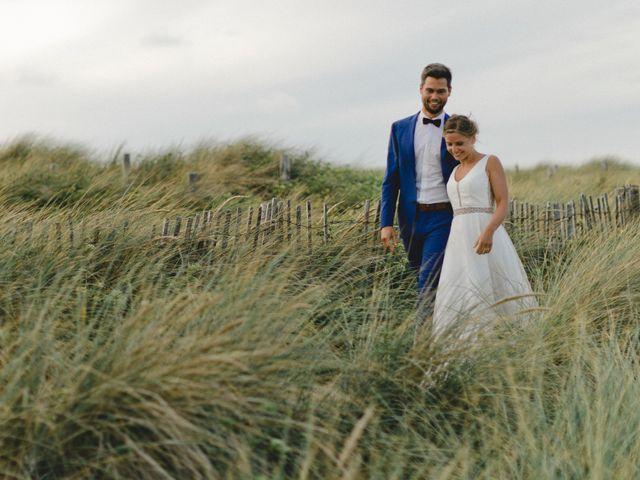 Le mariage de Siegfried et Camille à Quiberon, Morbihan 2