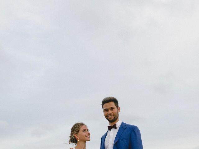 Le mariage de Siegfried et Camille à Quiberon, Morbihan 11