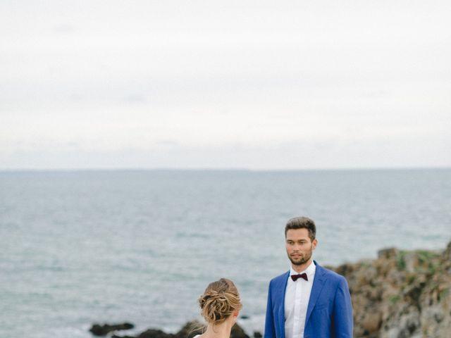 Le mariage de Siegfried et Camille à Quiberon, Morbihan 13