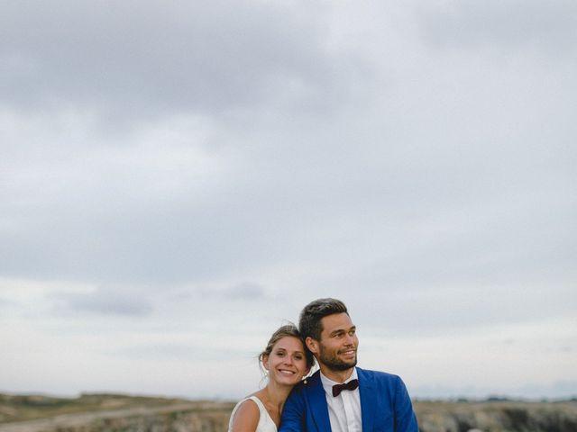 Le mariage de Siegfried et Camille à Quiberon, Morbihan 15