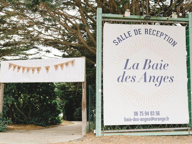 Le mariage de Siegfried et Camille à Quiberon, Morbihan 23