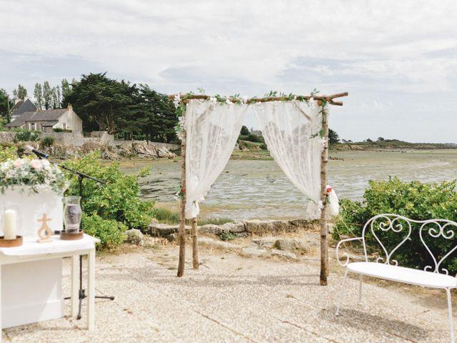 Le mariage de Siegfried et Camille à Quiberon, Morbihan 25