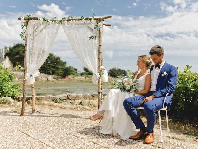 Le mariage de Siegfried et Camille à Quiberon, Morbihan 27