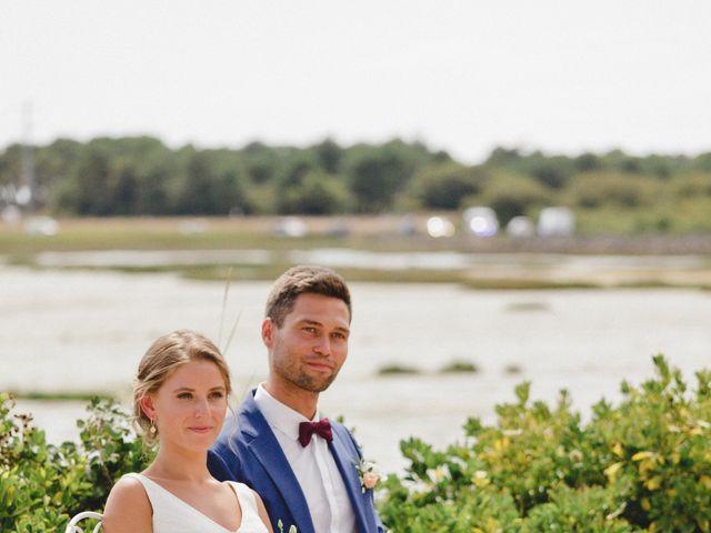 Le mariage de Siegfried et Camille à Quiberon, Morbihan 30