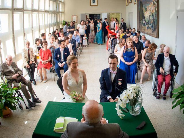 Le mariage de Pierre-Yves et Charline à Les Angles, Gard 12
