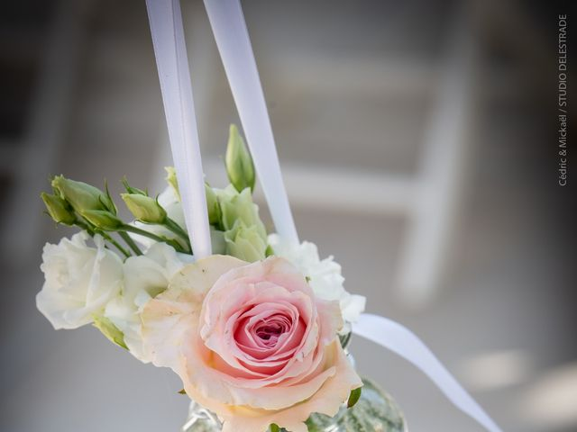 Le mariage de Pierre-Yves et Charline à Les Angles, Gard 15