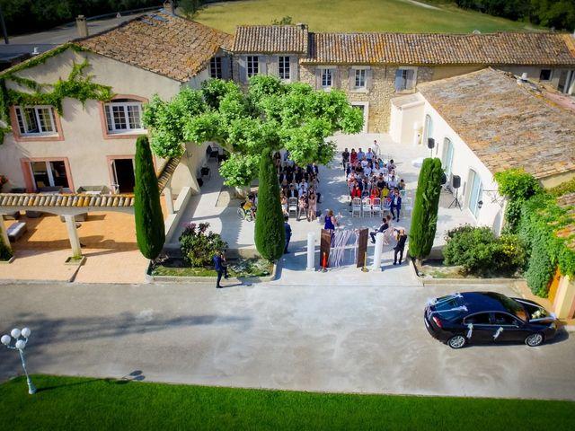 Le mariage de Pierre-Yves et Charline à Les Angles, Gard 22