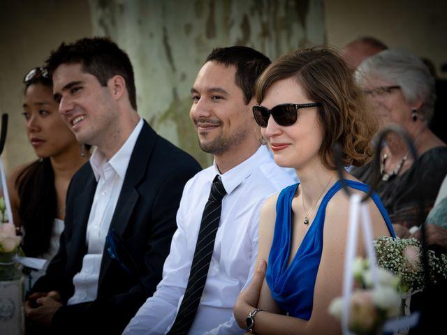 Le mariage de Pierre-Yves et Charline à Les Angles, Gard 24