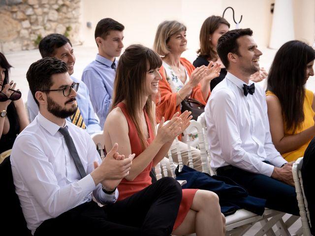 Le mariage de Pierre-Yves et Charline à Les Angles, Gard 27