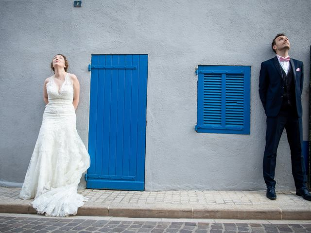 Le mariage de Pierre-Yves et Charline à Les Angles, Gard 54