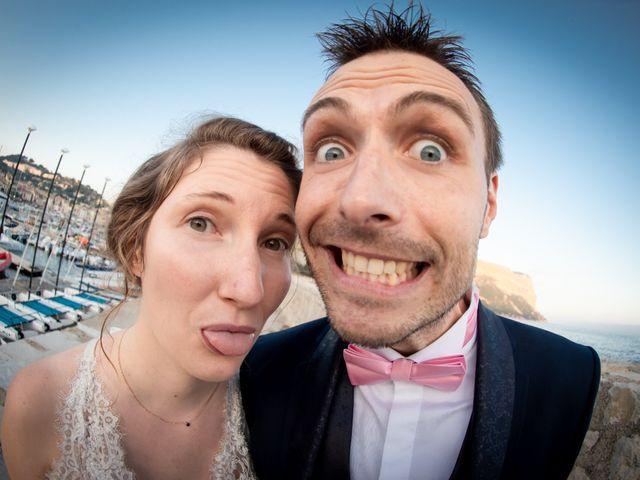 Le mariage de Pierre-Yves et Charline à Les Angles, Gard 58