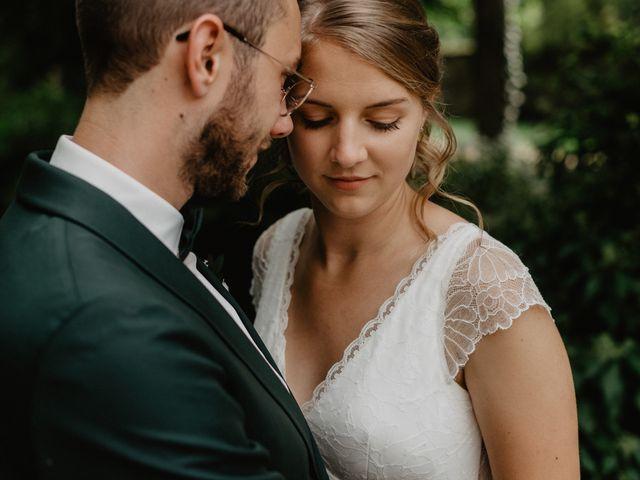 Le mariage de Héloïse et Jordan