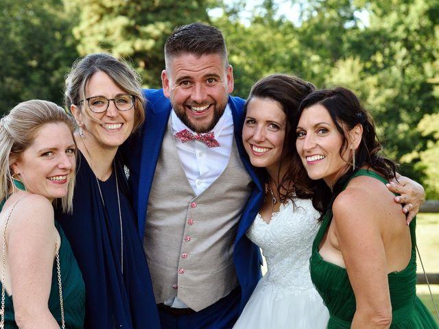 Le mariage de Romain et Rachel à Cérans-Foulletourte, Sarthe 5