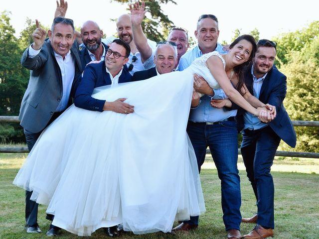 Le mariage de Romain et Rachel à Cérans-Foulletourte, Sarthe 10