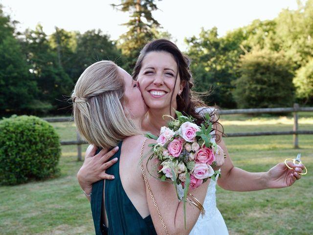 Le mariage de Romain et Rachel à Cérans-Foulletourte, Sarthe 12