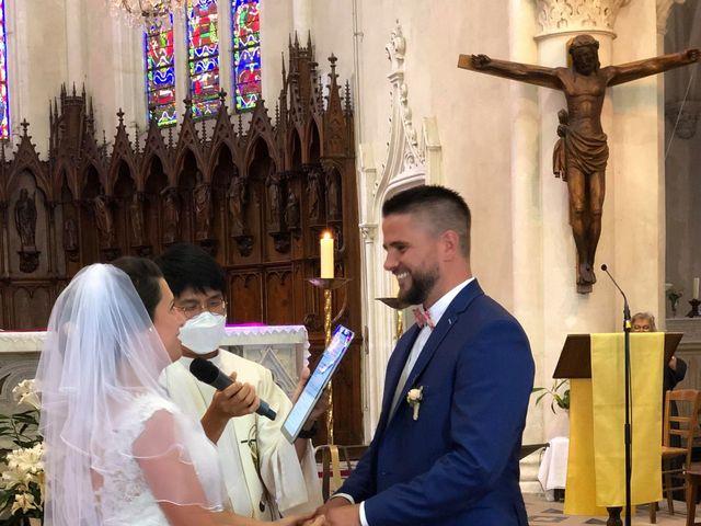 Le mariage de Romain et Rachel à Cérans-Foulletourte, Sarthe 22