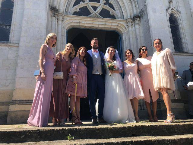 Le mariage de Romain et Rachel à Cérans-Foulletourte, Sarthe 26