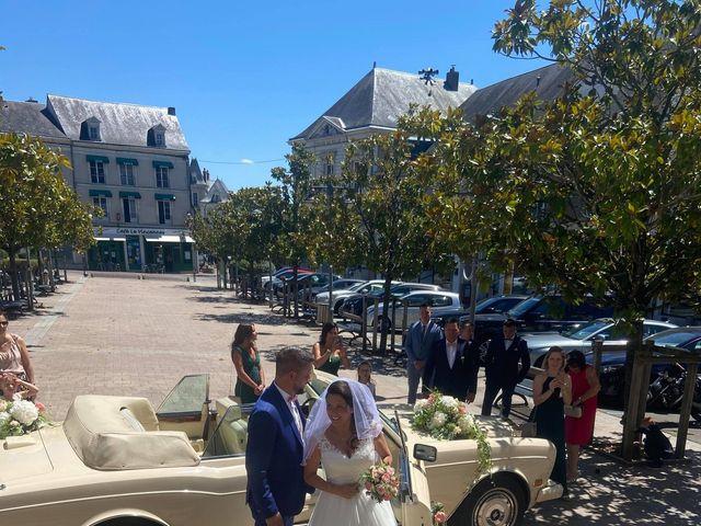 Le mariage de Romain et Rachel à Cérans-Foulletourte, Sarthe 27
