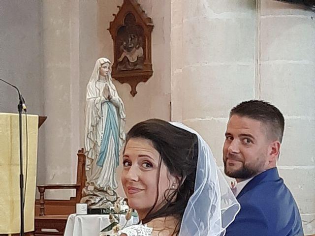 Le mariage de Romain et Rachel à Cérans-Foulletourte, Sarthe 30