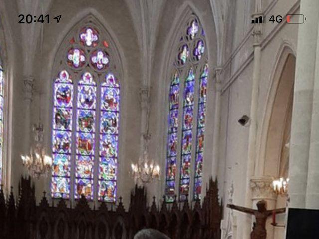 Le mariage de Romain et Rachel à Cérans-Foulletourte, Sarthe 31