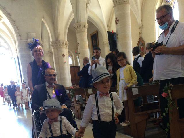 Le mariage de Romain et Rachel à Cérans-Foulletourte, Sarthe 32
