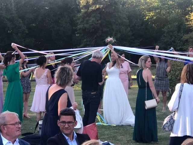 Le mariage de Romain et Rachel à Cérans-Foulletourte, Sarthe 33