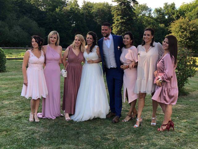 Le mariage de Romain et Rachel à Cérans-Foulletourte, Sarthe 35