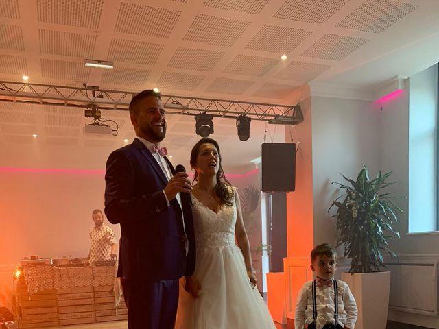 Le mariage de Romain et Rachel à Cérans-Foulletourte, Sarthe 37