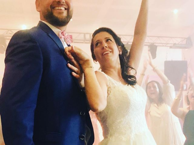 Le mariage de Romain et Rachel à Cérans-Foulletourte, Sarthe 41