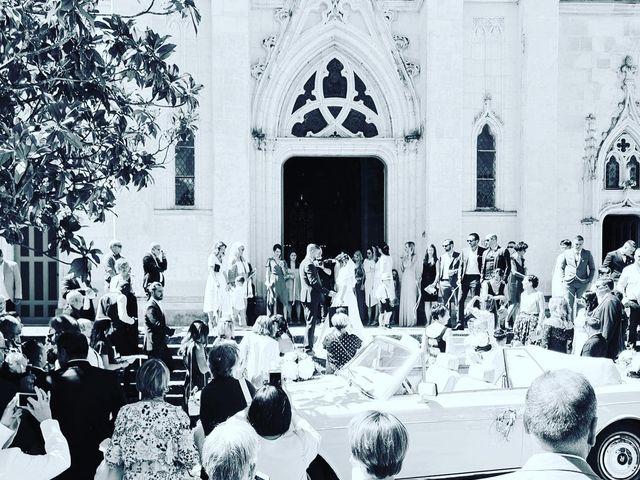 Le mariage de Romain et Rachel à Cérans-Foulletourte, Sarthe 43