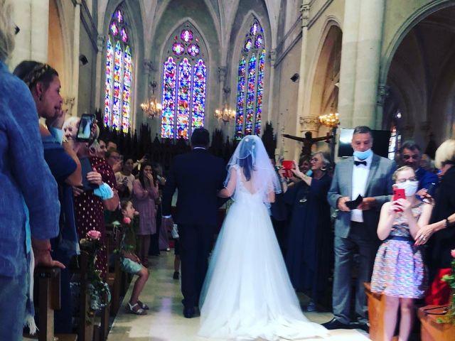 Le mariage de Romain et Rachel à Cérans-Foulletourte, Sarthe 44