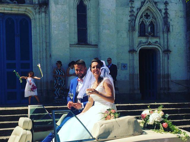 Le mariage de Romain et Rachel à Cérans-Foulletourte, Sarthe 45