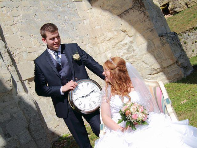 Le mariage de Jeremy et Fanny à Crépy-en-Valois, Oise 2