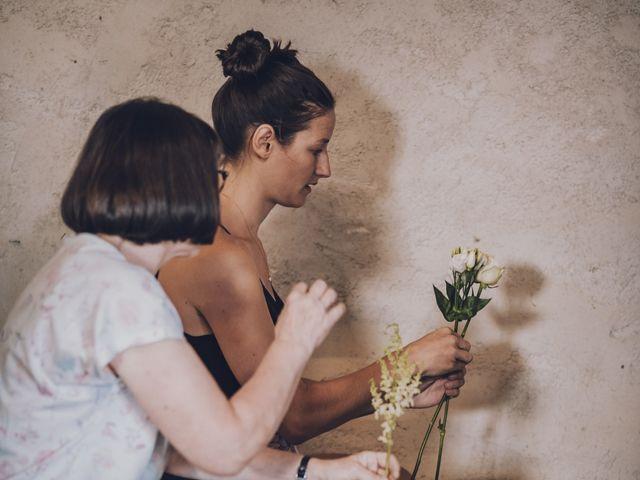 Le mariage de Maxime et Marie à Aubas, Dordogne 4