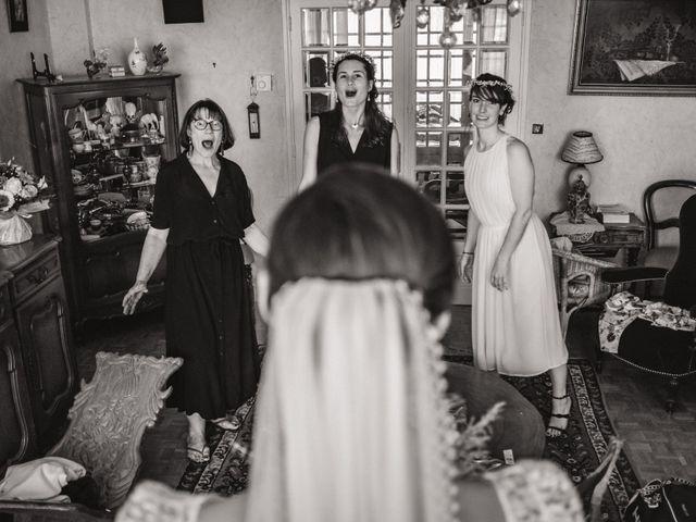 Le mariage de Maxime et Marie à Aubas, Dordogne 19